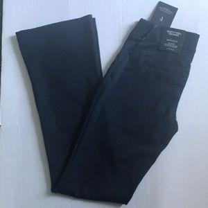 Simply Vera Vera Wang Navy blue bootcut pants